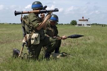 Российские миротворцы в ПМР