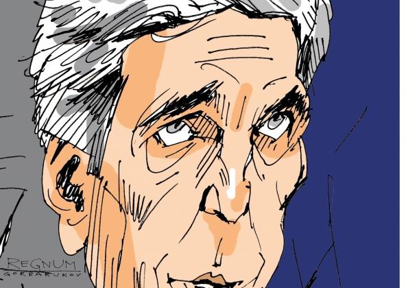 Bloomberg: Керри должен поссорить Россию и Иран