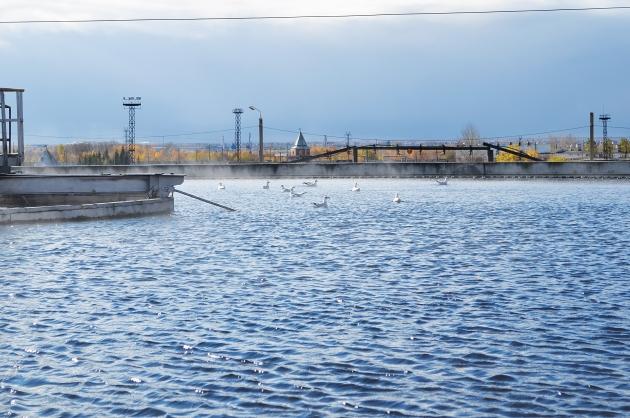 Масштабные работы на очистных сооружениях сохранят экологию Иртыша