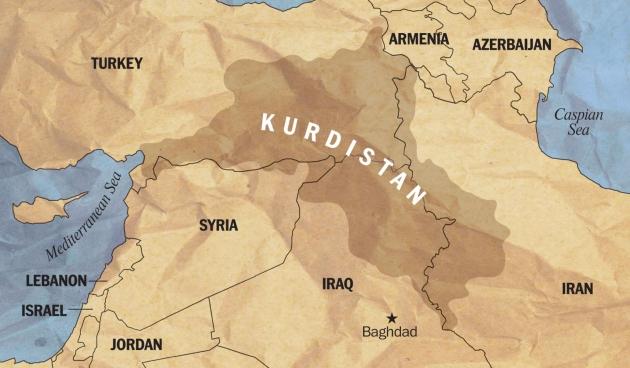 Почему Россия должна заниматься курдским вопросом