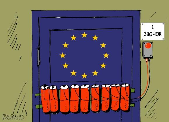 В Голландии задумались о Nexit ради снятия санкций с России