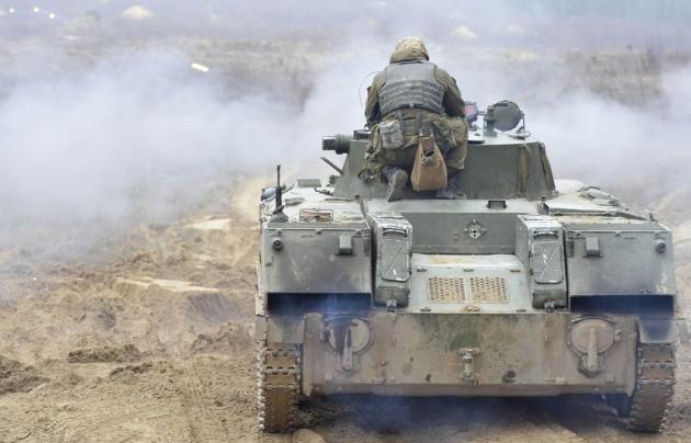 Аваков хочет посадить полицию Украины на танки из-за роста преступности