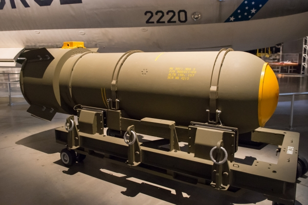 Ядерные бомбы США в Румынии: С одной «пороховой бочки» на другую