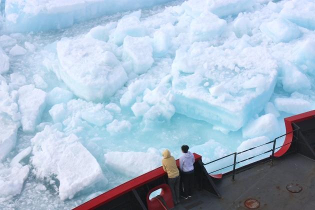 Дания и Гренландия представили ООН свою заявку на арктический шельф