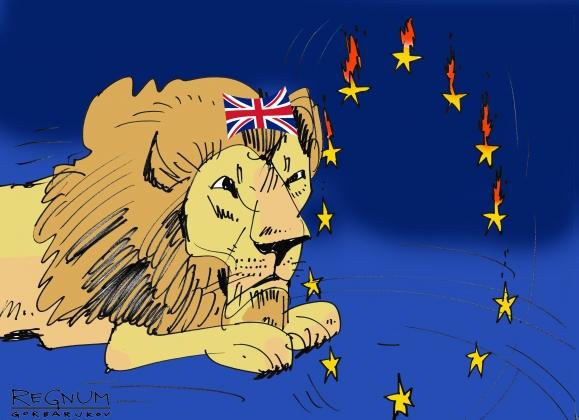 Премьер-министр Британии не торопится с переговорами о выходе из ЕС
