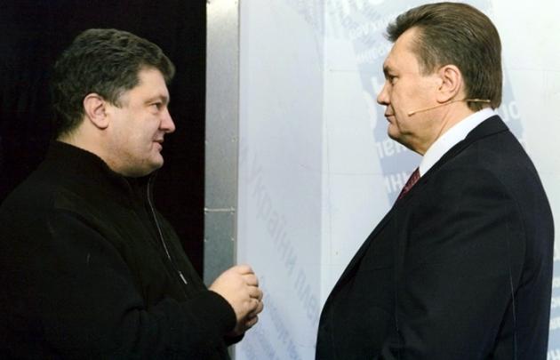 СМИ: Генпрокуратура Украины отказала Януковичу в очной ставке с Порошенко