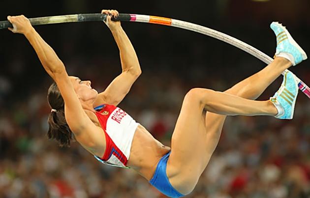Елена Исинбаева завершила свою спортивную карьеру