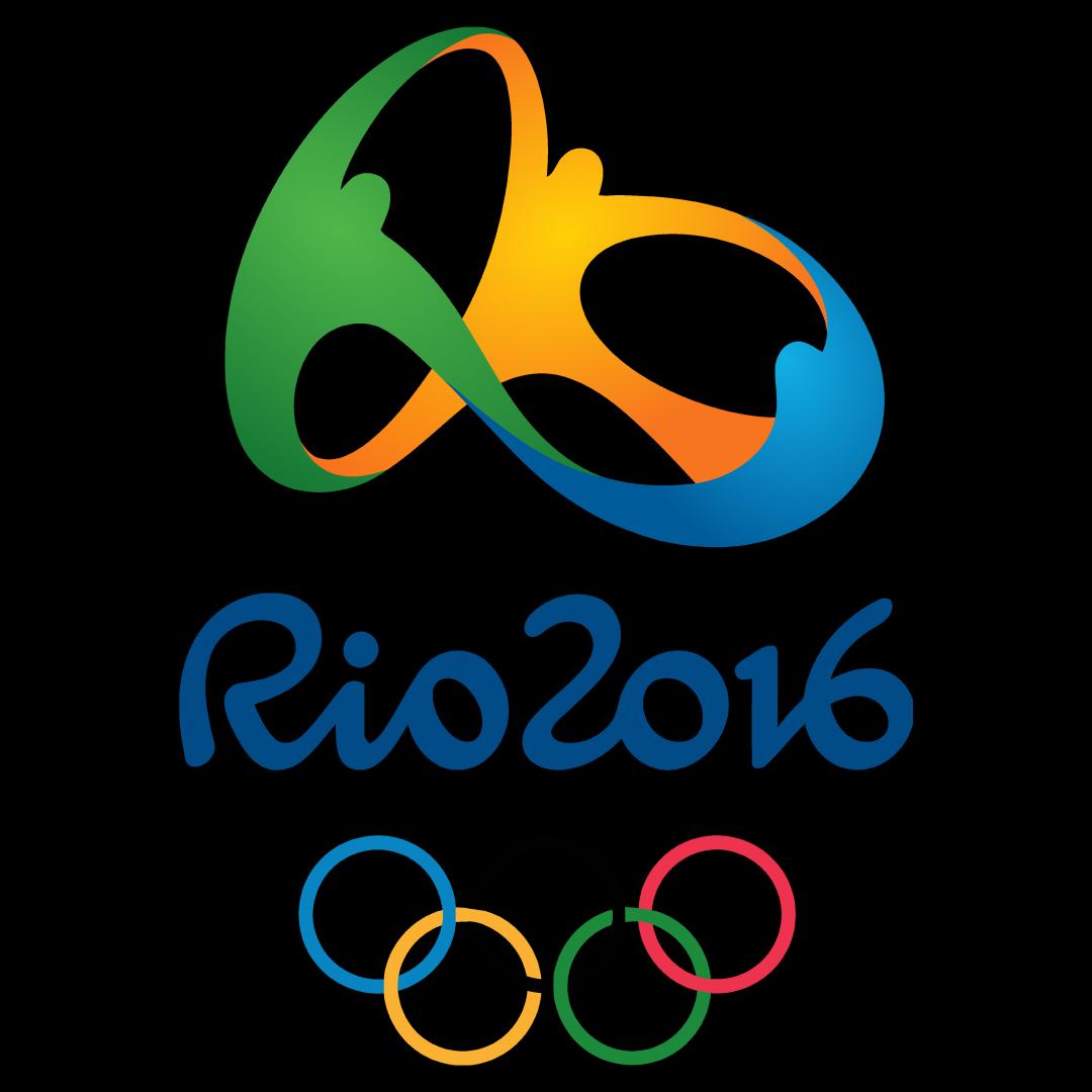 Логотип Олимпийских Игр — 2016 в Рио-де-Жанейро