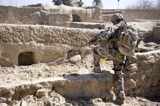 США грозят РФ и Сирии ответными действиями в случае угрозы своему спецназу