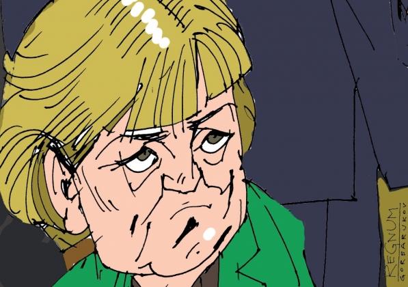 Huffington Post: Жители Германии не одобряют миграционную политику Меркель