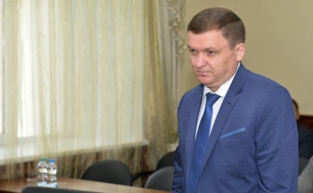 Директор территориального фонда обязательного медицинского страхования Николай Рощипкин