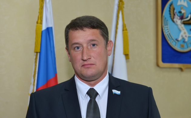 И. о. вице-премьера Республики Алтай Михаил Маргачев