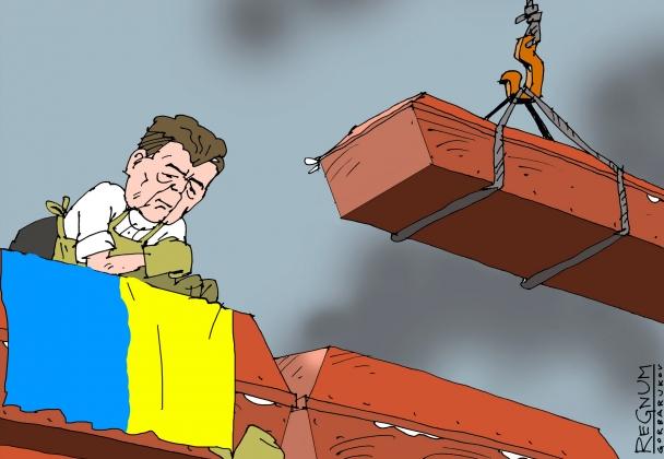 Киев: Стена на границе с РФ убережет Украину от потока мигрантов