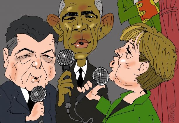 Большинство жителей России негативно относятся к США, ЕС и Украине: опрос
