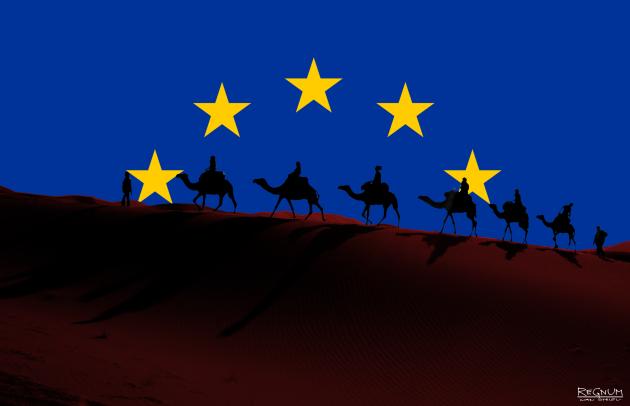«Шелковый путь»: Китай пробирается в Евросоюз через турецкий Хатай