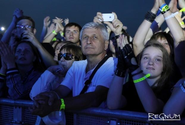 Тамбовский рок-фестиваль «Чернозём-2016» за три дня собрал 15 тысяч человек