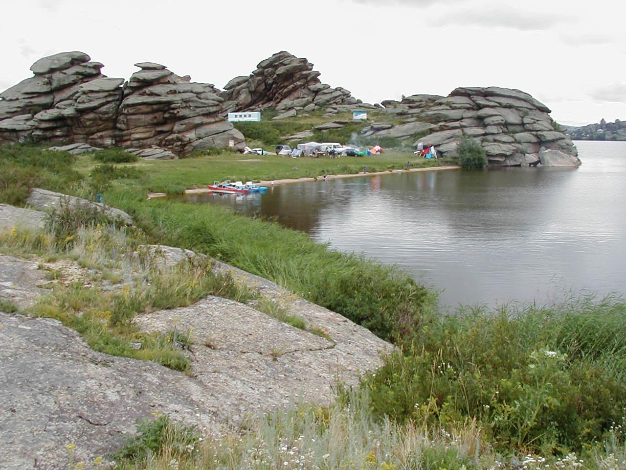 Шавлинские озера маршрут фото