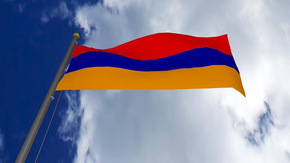 флаг еревана фото временем