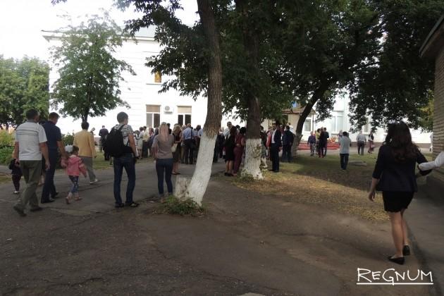 День знаний в первом  лицее Оренбурга: традициям верны