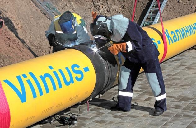 Российско-литовское сотрудничество в газовой сфере — уже история