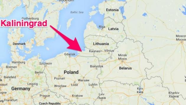 «Энергетические планы ЕС предусматривают изоляцию Калининграда»