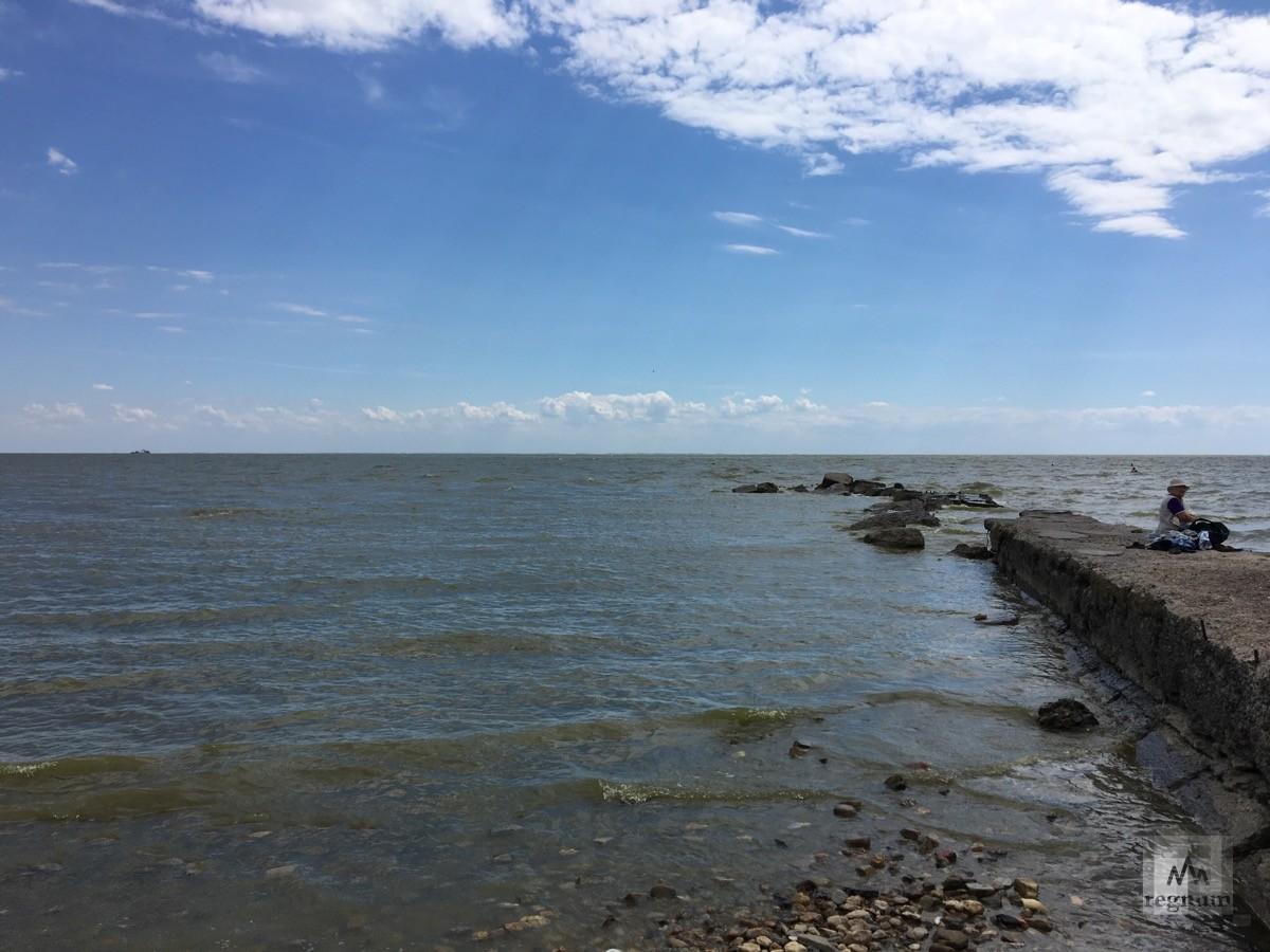 Таганрогский залив картинки