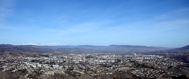 Панорама Степанакерта