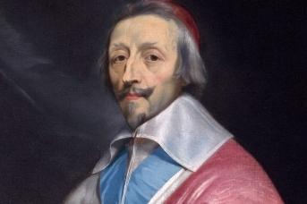 Филипп де Шампань. Арман Жан дю Плесси, герцог де Ришелье. 1633-1640
