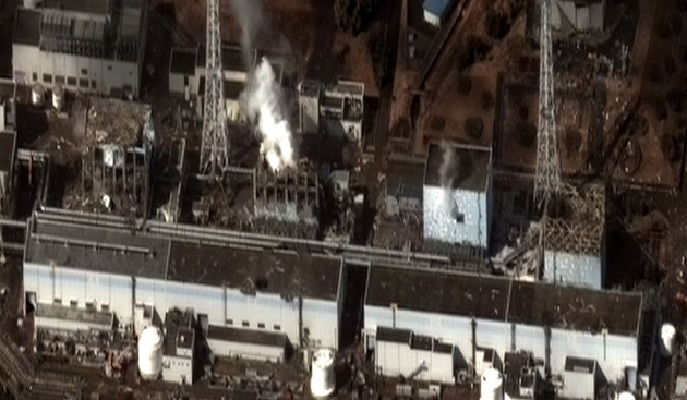 AЭС «Фукусимa». 2011