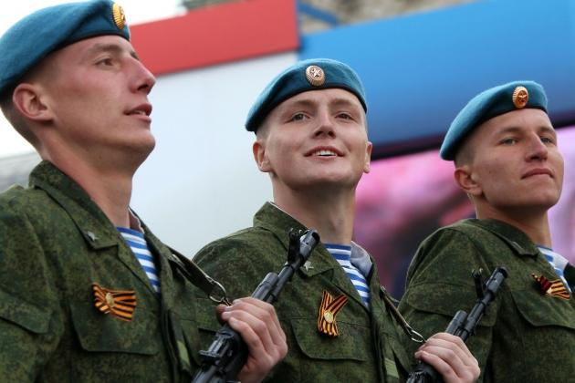 В ВДВ России  в 2017 году появятся два танковых батальона