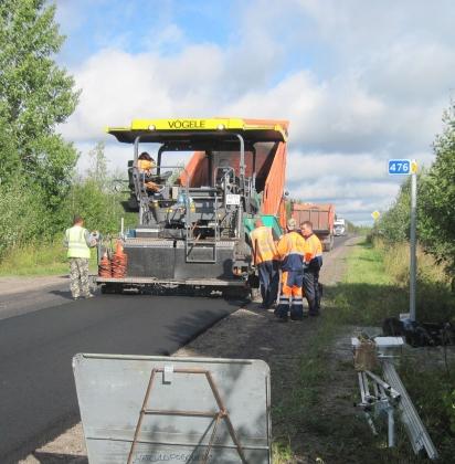 До конца 2016  года отремонтируют 71% федеральных трасс — Росавтодор