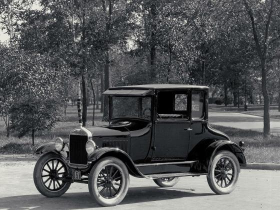 Ford. Модель T