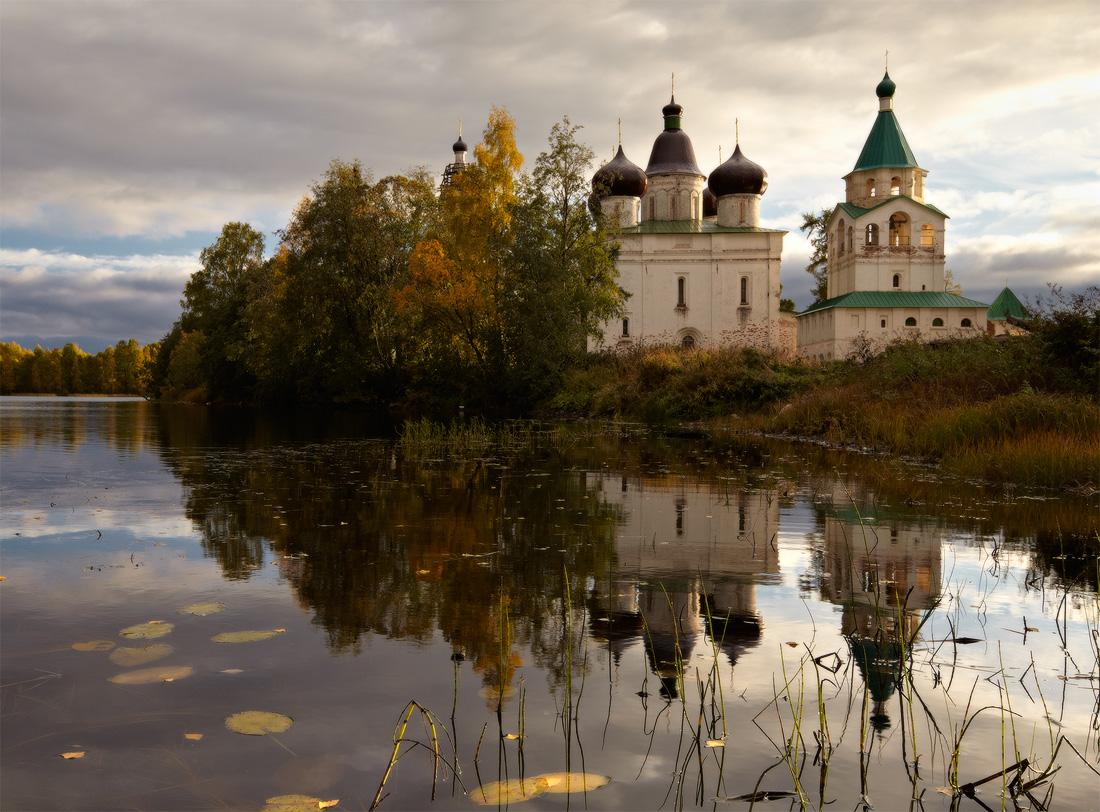 Белогорский монастырь пермский край иконостас фото уже
