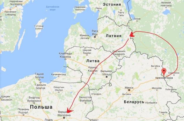 Новый путь поляков из России в Польшу