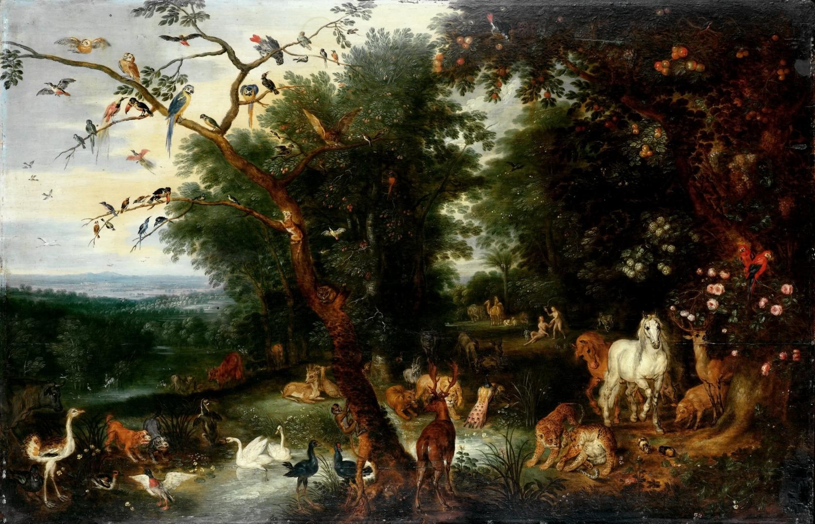 картинки про эдемский сад для игры