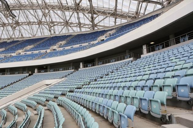 Четвертый визит ФИФА в Сочи перед ЧМ-2018 запланирован на конец сентября