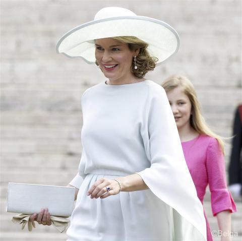 Королева Бельгии Матильда Мария Кристина Гислен д'Удекем д'Акоз