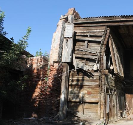 Кто виноват?: Объекты культурного наследия в Астрахани приходят в упадок