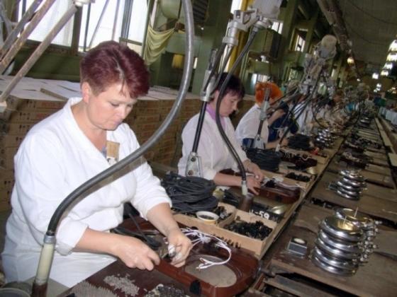 Производство бытовых плит