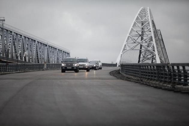 Движение по новому мосту через Волгу в Нижнем Новгороде начнется в ноябре