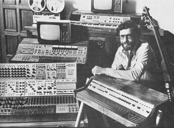 В США скончался пионер синтезаторостроения Дональд Букла