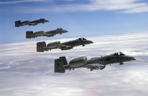 Самолеты коалиции США нанесли удары по позициям армии Сирии