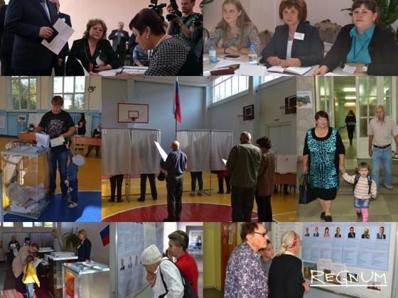 Итоги выборов в Алтайском крае: победители и побежденные