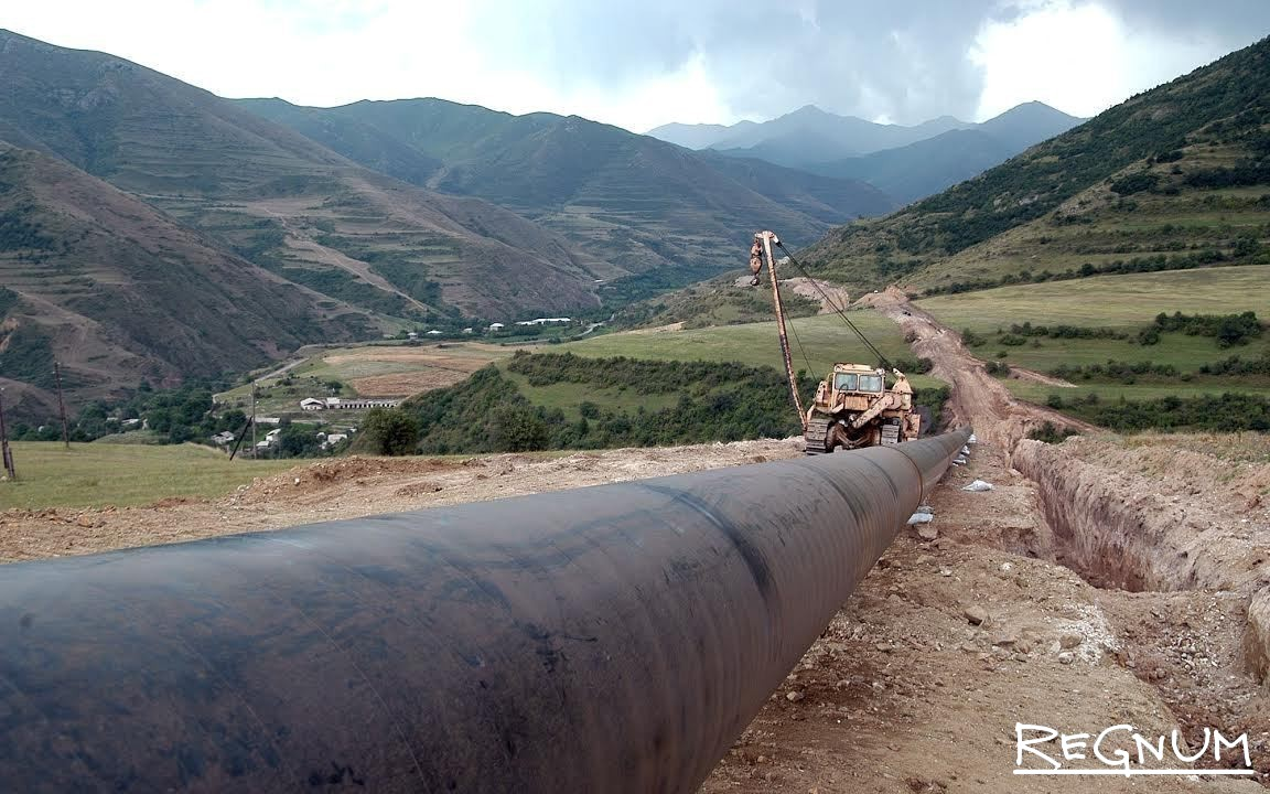 Газопровод Иран-Армения