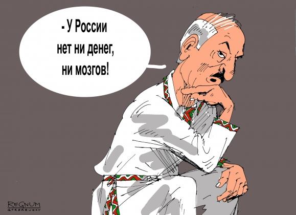 Лукашенко рассказал Рапоте об обидах на Россию