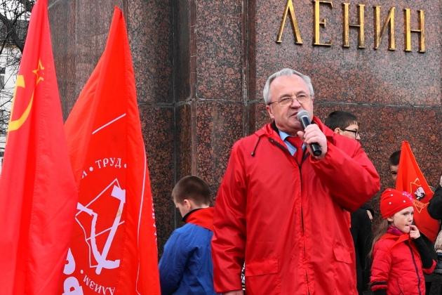 Ярославские коммунисты: Нам не нравится способ смены власти в Ярославле