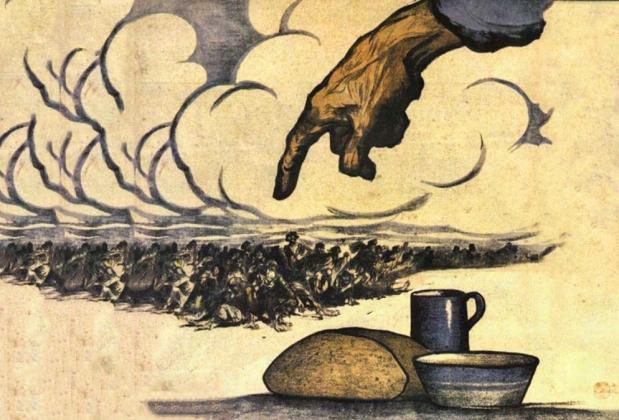 Голод 1921 года: катастрофа или казнь