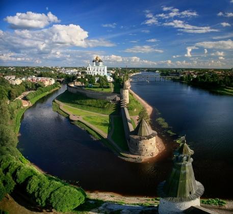 18 объектов в Пскове признаны объектами культурного наследия России