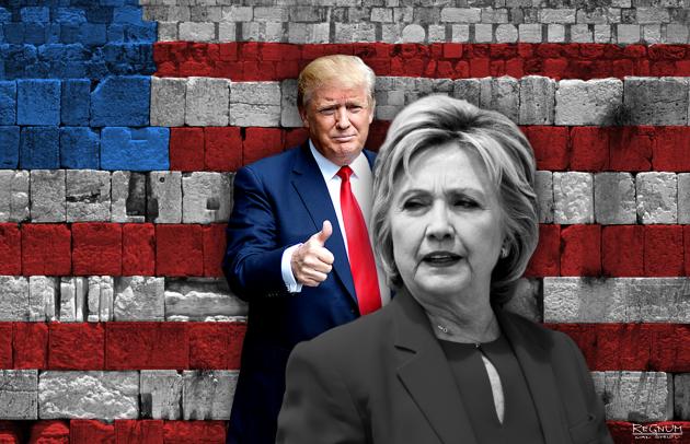 Умом евреев не понять: Израиль за Трампа, евреи США — за Хиллари