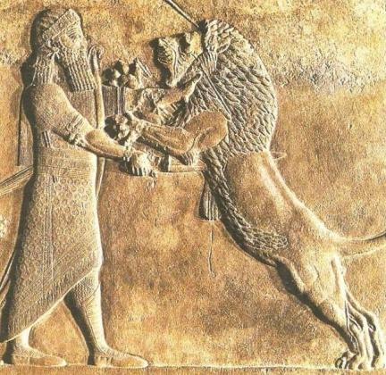 Бродят джихадисты по древней Месопотамии, аки лев рыкающий, ища, кого поглотить
